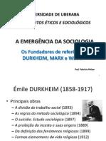 Sociologia_Classica