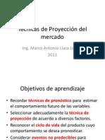 Tc3a9cnicas de Proyeccic3b3n Del Mercado