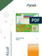Atoll 3.1.2 User Manual Radio E1