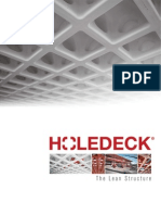 Holedeck Brochure 2013