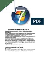 Trucos Windows 7 All Versions!!