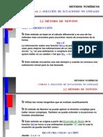 Metodo de Newton.ppt