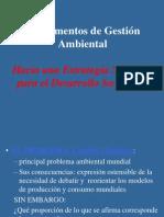 CONEIA Instrumentos Gestion Ambiental