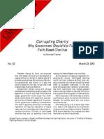Corrupting Charity