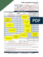 Relatório Mensal das Células - AD Pedreira Exemplificado