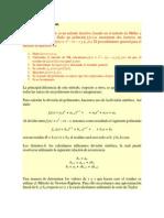 Método de Bairstow 2