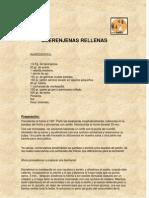 Beerenjenas Rellenas