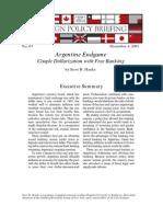 Argentine Endgame