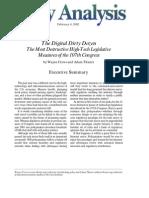 The Digital Dirty Dozen