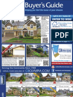 Coldwell Banker Olympia Real Estate Buyers Guide April 20th 2013