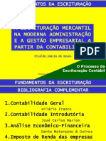 CURSO ESCRITURAÇAO CONTABIL CRCMG M1