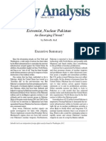 Extremist, Nuclear Pakistan
