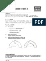 10- Ordenes de Edicion III