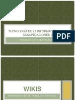 Presentacion Sobre Las Wikis