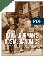 Paul Krugman's Nostalgianomics
