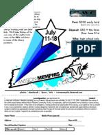 Permission Form Memphis 09