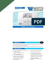 Manual Termostato Calefaccion