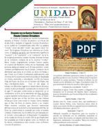 022 27 Mayo Domingo Santos Nicea