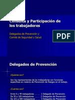 7 - Consulta y Participación de los trabajadores