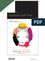 Pontoon's Recruitment Health-Check™