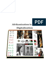 Afrikanization Is the Real Digitalization