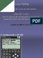 HP 50G Slides