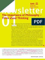 social and humans science unesco la importancia de la filosofía