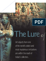 Art and Antiques Lure of Egypt