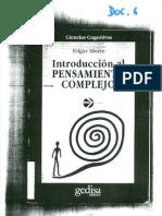 Documento 6- Introduccion al pensamiento complejo.pdf