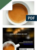 Novo Mundo do Café - Paulo Henrique Leme - amostra grátis