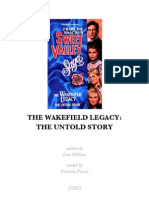 Sweet Valley Saga #2 The Wakefield Legacy