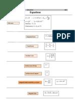 Exam2B Equations