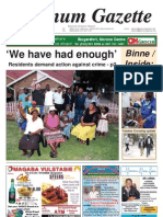 Platinum Gazette 19 April 2013