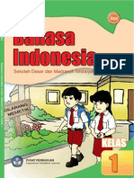 Kelas 1 - Bahasa Indonesia - Dian Sukmawati