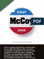 Sappi McCoy 2008