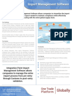 IntegrationPoint ProductBrochure Import Management 2013
