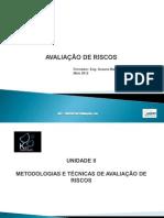 02_Metodologias e Tecnicas de Avaliação de Riscos