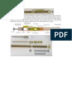 Pengun Flechette (Dart) - Blueprint