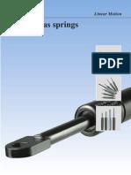 Gas Spring Stabilus-SKF