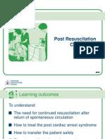 9 Post Resuscitation Care 2010v1