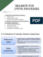 Energy Balance for Nonreactive Processes-p1
