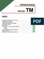 008[Manual] Nissan Tsuru 91-96 - Serie B13 Motor E16S (Carburado) - Transeje Manual