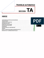 009[Manual] Nissan Tsuru 91-96 - Serie B13 Motor E16S (Carburado) - Transeje Automatico