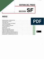 012[Manual] Nissan Tsuru 91-96 - Serie B13 Motor E16S (Carburado) - Sistema de Freno
