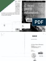 Juan Carlos Tedesco - O Novo Pacto Educativo - educação, competitividade e cidadania na sociedade moderna