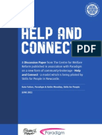 Help and Connect