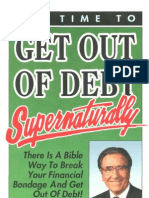 Oral Roberts - It's Time to Get Out of Debt Supernaturally