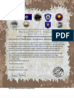 Instrument of Ratification Hague Convention With Proof of Service 03-09-13