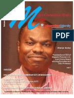 Delaware State University - Mass Comm Magazine (November 2012)