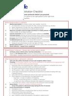TP-L3-402 Nursing Admin Checklist 5.1